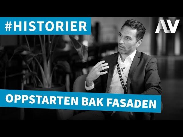 ALV #HISTORIER | OPPSTARTEN BAK FASADEN