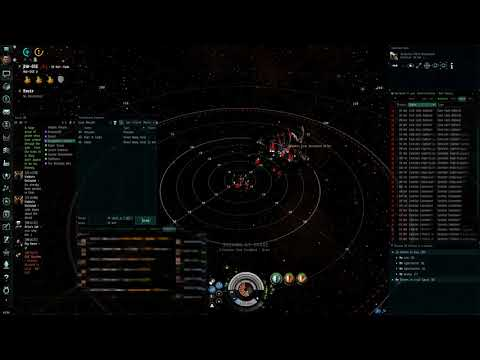EVE: Online - Ishtar 10/10 Serpentis Fleet Shipyard
