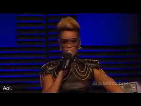 Rihanna 'Hard Live   AOL  Sessions 2010