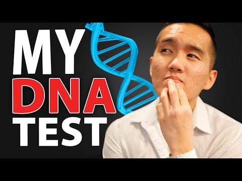 I'm Getting my DNA Tested... Uh..Oh...