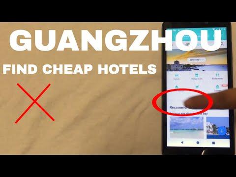 🔴 Cheap Hotels In Guangzhou China 🔴