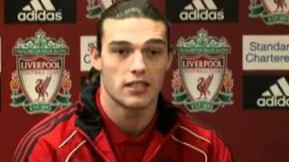 Andy Carroll - He's there to score goals and create chances (twice)