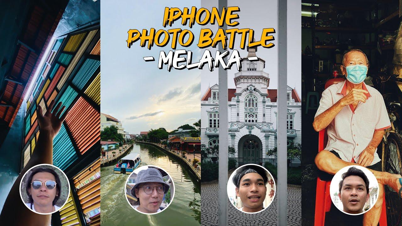iPhone Photo Battle -  Melaka