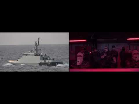 Latihan Pra Armada Jaya Kasal Terjun Langsung
