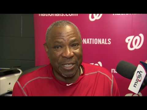 Dusty Baker on Stephen Strasburg