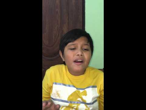 Music and Me by Michael Jackson, cover by Tonton Cabiles Jr.