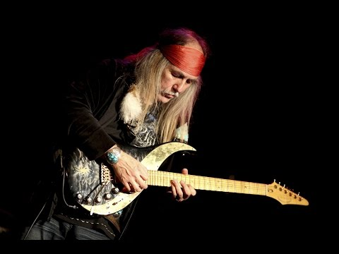 ULI JON ROTH on His Musical Journey, Current State Of Heavy Metal & His Love for KAMELOT (2016)