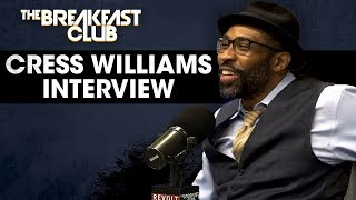 Cress Williams Talks 'Black Lightning' & Significance of Black Superheroes In This Political Climate