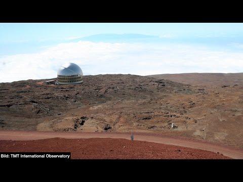 Größtes Teleskop der Welt zerstört Kultur & Soziale Ratten? - Clixoom Top 5 News