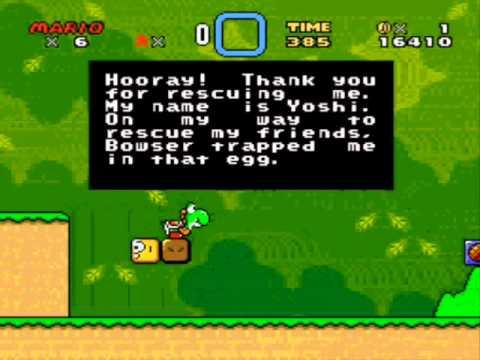 Super Mario World (<b>SNES</b>) Game Genie <b>Codes</b> - YouTube