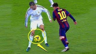 When  Players humiliates each other ft. Ronaldo, Messi, Neymar, Ozil etc