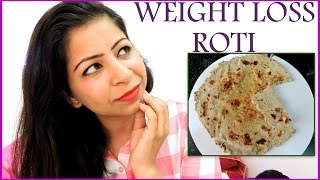Multigrain Roti Recipe for Weight Loss | How to Make Super Weight Loss, Multi Grain Roti or Chapati