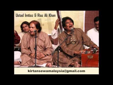 Ustad Imtiaz & Riaz Ali Khan - Mou Laalan...