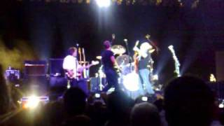 Four Day Creep / It´s a Plain Shame - Peter Frampton live HSBC Arena RIO 2010