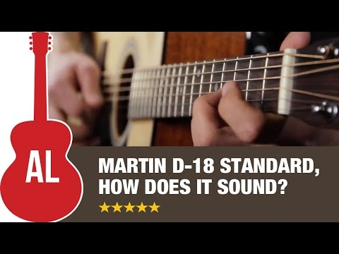 Martin D-18 Review: How Does it Sound?