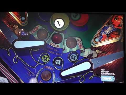 Game On America  Pinball  Zach Sharpe
