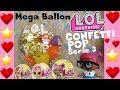 LOL SURPRISE 47 POP SURPRISE CONFETTI POP LOL LIL PETS serie 3 By Lara e Babou