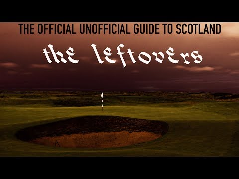 5 Great Scottish Golf Courses You Probably Haven't Heard Of // Scotland Ep. 15