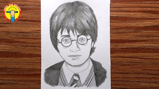 potter harry easy draw step beginners way