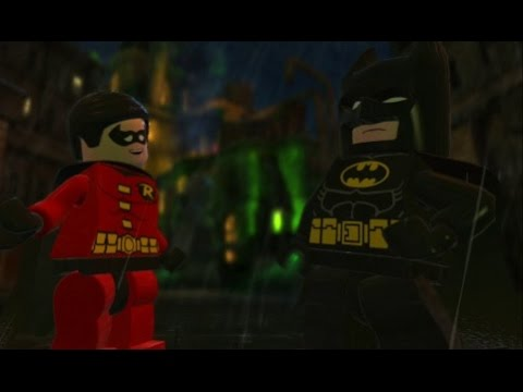 LEGO Batman 2: DC Super Heroes (3DS) - 100% Free Play Guide #5 - Ace ...