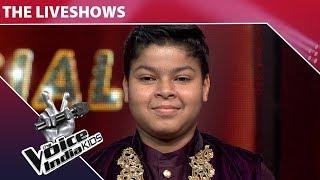 Download Video Bhanu Pratap Singh Performs on Dulha Ka Sehra | The Voice India Kids | Episode 25 MP3 3GP MP4