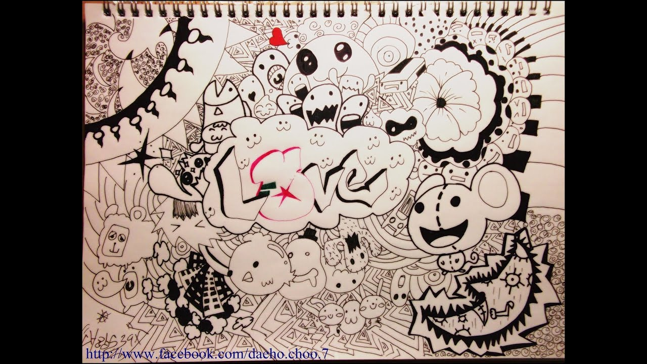 Cool Doodles To Doodle