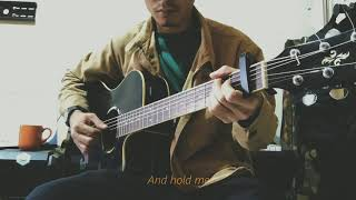 Sorry - Pamungkas (Acoustic Guitar Cover + Lyric)