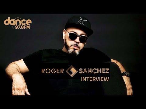 DJ Roger Sanchez - Exclusive Dance FM studio Interview *Must Watch*