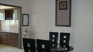 Near DLF NewTown Bangalore 2BHK Furnished Apartments for Sale 1150 Sq ft