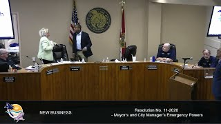 Coronavirus Florida: Lake Worth Beach city commission meeting turns ugly