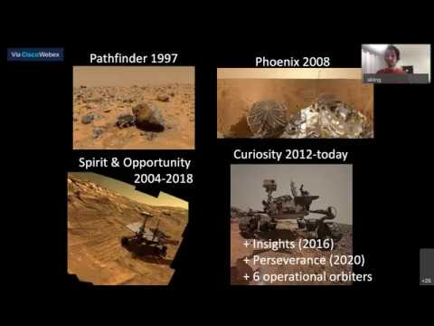 Techie Tuesday: The Seasons and Climate of Mars