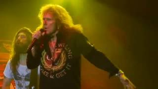 Whitesnake Still Of The Night Live In Houston 2016