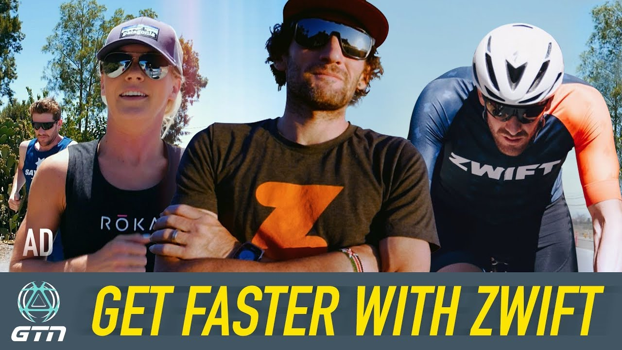 How Fast Can You Make Amateur Triathletes?   The Specialized Zwift
