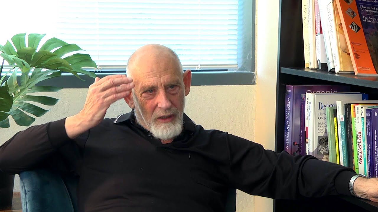 Leonard Susskind - Why does mathematics work? - Differential Equations in Action