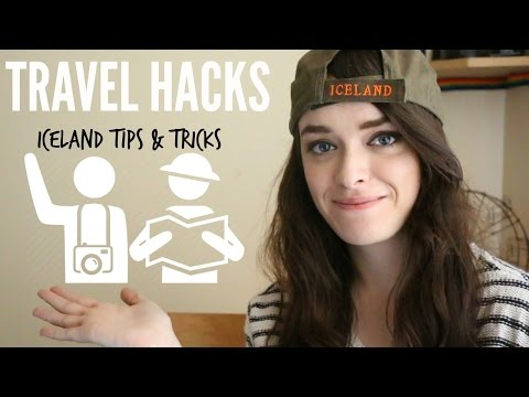 TRAVEL TIPS/HACKS  | Iceland Travel