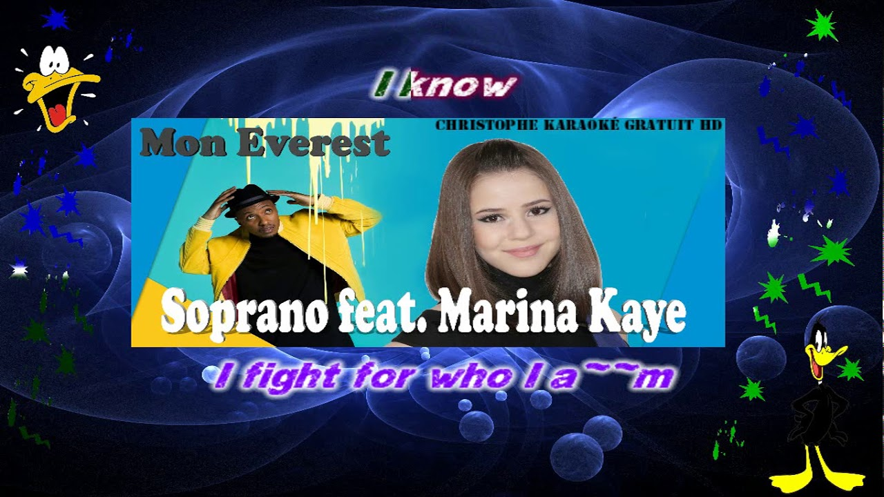 gratuitement soprano feat marina kaye