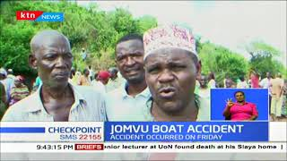 JOMVU BOAT ACCIDENT : Body of missing passenger recovered, after passenger boat capsized at Sea