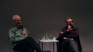 Talk Tony Conrad & Diedrich Diederichsen 26/11 2014