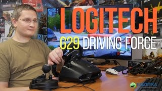 logitech G29 Driving Force: обзор руля