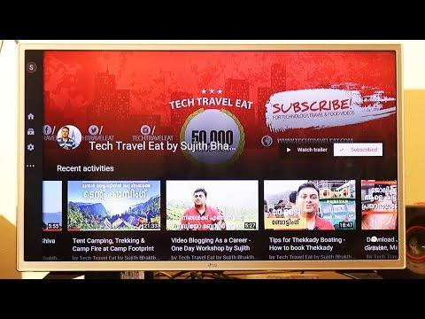 Xiaomi Mi Box 4K Android TV Malayalam Tech Review from Banggood.com