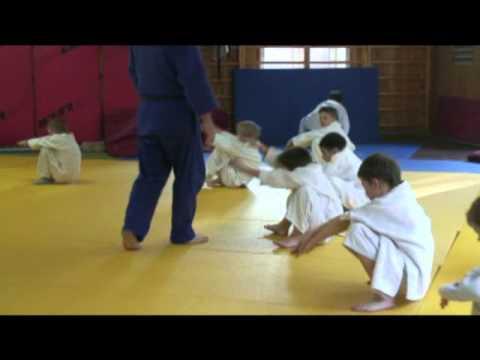 Уроки  дзюдоисту. Методика обучения детей