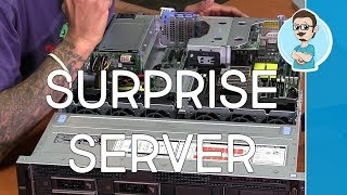 Dell EMC PowerEdge R540 Unboxing | Surprise Server at The Job!