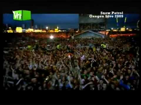 Snow Patrol - Chasing Cars (Live at Oxegen 2009)