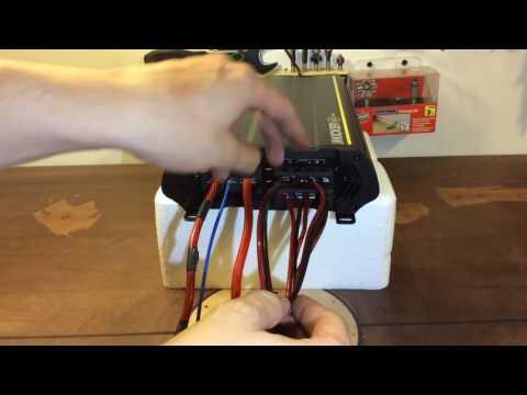 Como instalar un amplificador de 4 canales ( tutorial teórico )