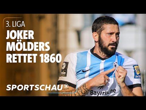 Munich 1860 Viktoria Berlin Goals And Highlights