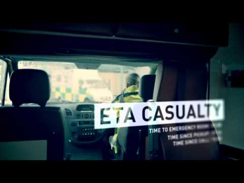 Casualty Title Sequence 2012