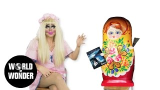 Enjoy the video? Subscribe here! http://bit.ly/1fkX0CV Part 2 with ACTUAL tips! RuPaul's Drag Race season 7 queens Katya Zamolodchikova and Trixie Mattel in ...