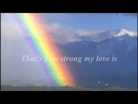 Alicia Keyes-That's How Strong My Love Is (with Lyrics)! [HD]