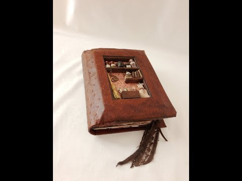 WITCH ABIGAIL Junk Journal (SOLD)