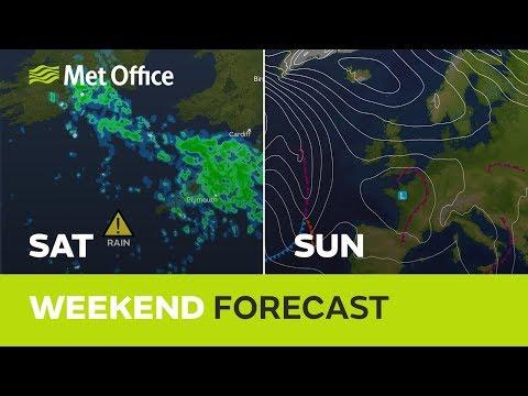 Weekend weather – Big contrasts across the UK 22/11/18